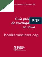 Guia Practica de Investigacion en Salud