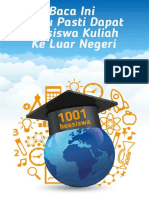Baca Ini Kamu Pasti Dapat Beasiswa Kuliah Ke Luar Negeri