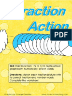 Fractions Activity