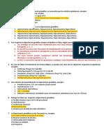 II Examen Gineco