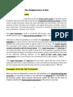 The Omnipresence of God..pdf
