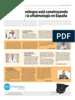 Entrevista Grupo Vista Oftalmólogos