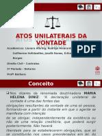 ATOS UNILATERAIS DA VONTADE.pptx