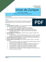 Resumo Os Axiomas de Zurique