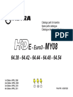 ASTRA HD8E E.3 MY08 6X4 PARTS BOOK