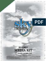 Sky Mag Media Kit 2010