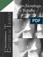 Revista Latinoamericana de Estudios del Trabajo