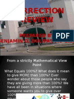 Laoag Correction Review