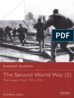 Osprey - Essential Histories 024 - The Second World War II (5) Eastern Front 1941-45