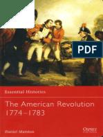 Osprey - Essential Histories 045 - American Revolution 1774-1783