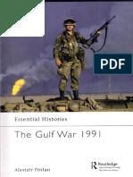 Osprey - Essential Histories 055 - The Gulf War 1991