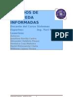 BUSQUEDA INFORMADAS