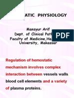 z+Hemost. & coag.physiology