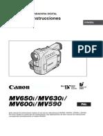 Manual Usuario Mv650i
