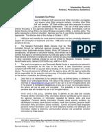 Removable Media and Mobile Computing Policies