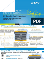 KPIT Vh One Pager Sales Enablement-Program IBP
