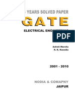 GATE Electrical by Kanodia PDF 1 200
