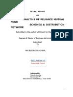 Project Reliance Mutul Fund