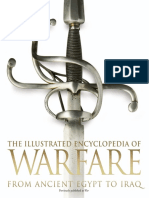 The Illustrated Encyclopedia of Warfare by DK Publishing