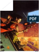 FASA 7701 - Shadowrun - High Tech and Low Life (Artwork)