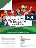 Modulo Escolar de Formacion Ciudadana