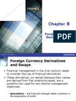 Ch. 8. Foreign Currency Derivatives