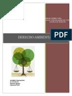 Derecho Agrario Ambiental