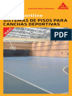 Tome 1 Sika Sportline