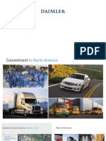 Daimler Commitment to North America 2010