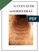 Ruta Cuevas de Madrigueras