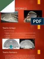 Marco Historico - Teatro