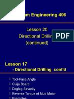 Dir Drilling 3