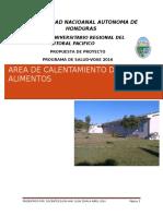 Propuesta de Area de Consumo de Alimentos 2016