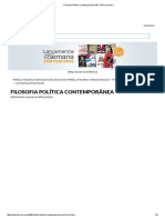 Filosofia Política Contemporânea PDF Will Kymlicka.pdf