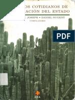 Gilbert y Nuget. Aspectos cotidianos de la formación del Estado.pdf