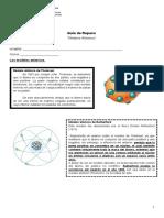 Guía de Repaso 8º Básico Química Atomos