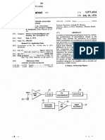 U.S. Patent 3,971,034, Physiological Response Analysis Method and Apparatus, To Bell Et Al., Issued 1976.