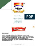 National Foods BMC