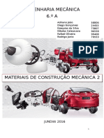Metais na Indústria Automotiva