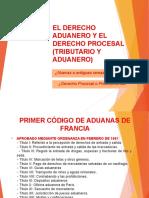 d. Proc. Trib. y Aduanero