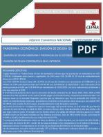Informe Emision de Deuda en Argentina Septiembre16 1
