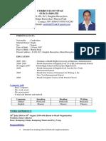 Sambath CV Researcher
