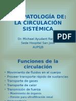 9 Fisiopatología de La Circulación Sistémica