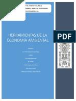 Herramientas de La Economia Ambiental Trabajo 2