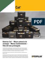 CATERPILLAR Catalogo de Baterias.pdf