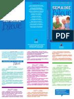 Le programme de la Semaine Bleue 2016 à Bourges