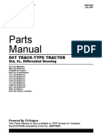 CATERPILLAR Parts Manual D6T Track-Type Tractor.pdf
