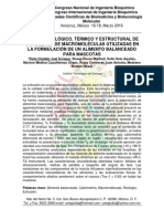 Resumen Congreso Nacional IBQs