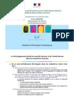 5- Dl - Controle Audit Interne Séminaire 12-13 Février 2011 Rabat