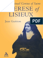 Therese de Lisieux, Jean Guitton-Spiritual Genius of St. Therese of Lisieux-Continuum International Publishing Group (1997).pdf